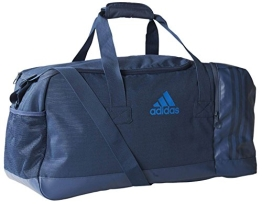 adidas 3S Performance Teambag M Tasche (Farbe: mineral blue s16/mineral blue s16/shock blue s16) - 1