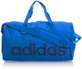 adidas Performance Damen, Herren Sporttasche blau S - 1