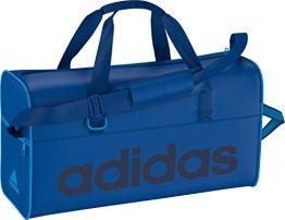 adidas Performance Damen, Herren Sporttasche blau XS - 1