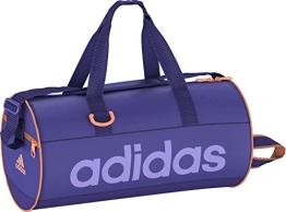 adidas Sporttasche Linear Performance Teambag, blau, 2 x 4 x 2 cm, 12 Liter, S22045 - 1