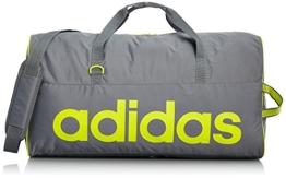 adidas Sporttasche Linear Performance Teambag, grau, 67 x 35 x 26 cm, 65 Liter, S24705 - 1