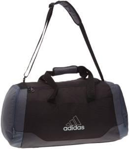 adidas Sporttasche Performance Essentials Team Ohne Räder, Black/Dark Onix/Light Onix, 60 X 29 X 29 cm, 53 Liter, W65704 - 1