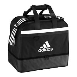 adidas Sporttasche Tiro 15 Teambag mit Bodenfach S black/white - 1