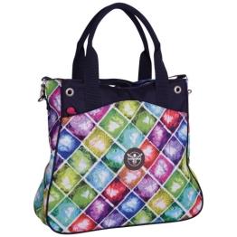 Chiemsee Damen Sporttasche Ladies New Handbag Small, Square Mint, 11 Liter, 5060043 - 1