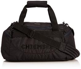 Chiemsee Unisex Sporttasche / Matchbag Urban Solid, Black, 56 x 28 x 28 cm, 44 Liter, 5070107 - 1