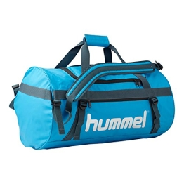 Hummel Tasche Tech Sports Bag, Methyl Blue/Dark Slate, 50 x 22 x 28 cm, 31 Liter, 40-961-8632 - 1