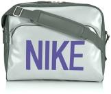 NIKE Herren Umhängetasche Heritage AD Track Bag, Mica Green/Dark Mica Green/Court Purple, 38 x 10 x 30 cm, BA4358-385 - 1