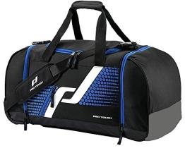 Pro Touch Sporttasche Teambag Force (Farbe / Größe: 900 schwarz/blau - L) - 1