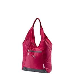 PUMA Damen Sporttasche Fit AT Shopper, Virtual Pink/Turbulence/Omphalodes, 37 x 39 x 13 cm, 073027 02 - 1