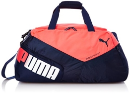 PUMA Sporttasche evoSPEED Medium Bag, peacoat-bright plasma-white, UA, 072477 03 - 1