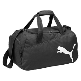 Puma Trainingstasche Pro Training Bag Black/Black/White S - 1