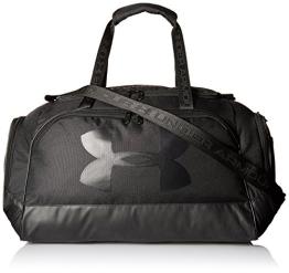 Under Armour Damen Multisport Rucksack Daypack Watch Me Duffel, Black, 55 x 28 x 25 cm, 41 Liter, 1260544-9 - 1
