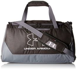 Under Armour Multisport Rucksack Daypack Hustle, Black, 50 x 30 x 20 cm, 40 Liter, 1256657 - 1